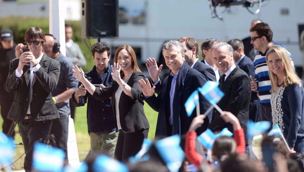 En la Repu, Macri llamó a ser protagonistas para \